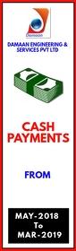 cash payments Half Page Legal template