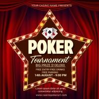Casino, casino night,event template