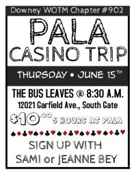 Casino Bus Trip Fundraiser-1