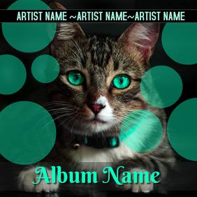 Cat Album Art