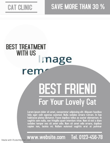 Cat Clinic Flyer