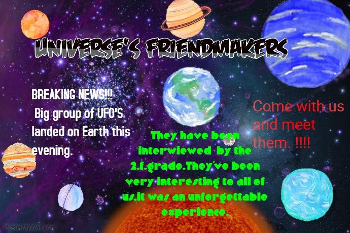 World Universe Week, 2.f