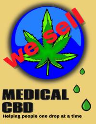 CBD/medical marihuana/alternative/natural med