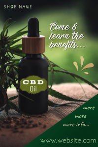 CBT Oil Poster