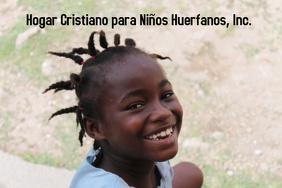 Dominican/Haitian girl smiling