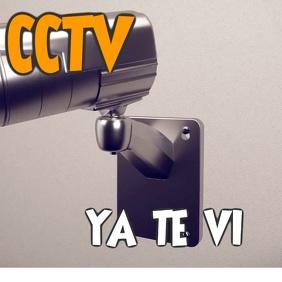 CCTV Instagram-opslag template