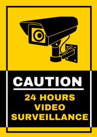 CCTV A2 template