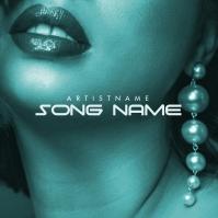 CD Album/Mixtape Cover Design Template Pochette d'album