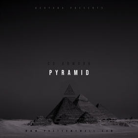 CD Cover Pyramid Eye