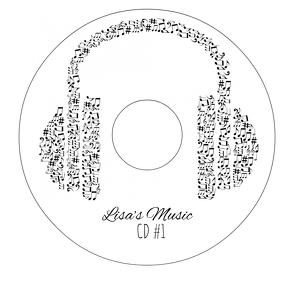 CD LABEL DESIGN Logo template