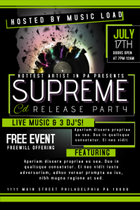 CD release Party