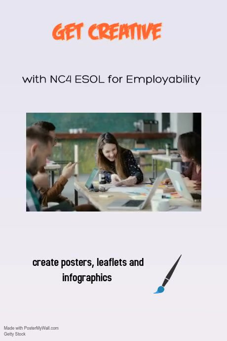 An example Poster template