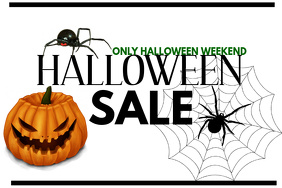 Hallowen sale