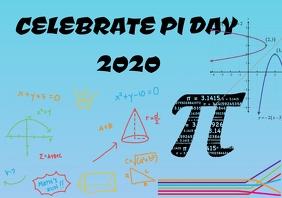 CELEBRATE PI DAY 2020