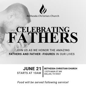 Celebrating Fathers