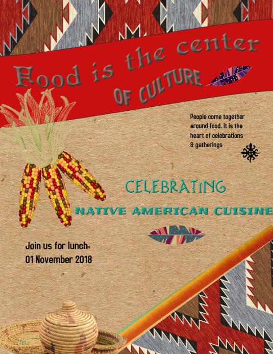 Celebrating Native American Cuisine