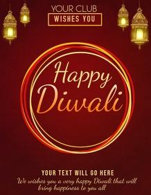 Celebration flyers,Event flyers,Diwali flyers