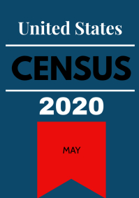 census poster A3 template