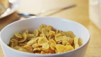 cereals YouTube Thumbnail template