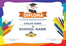 Certification of Graduation