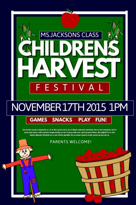 Children Harvest