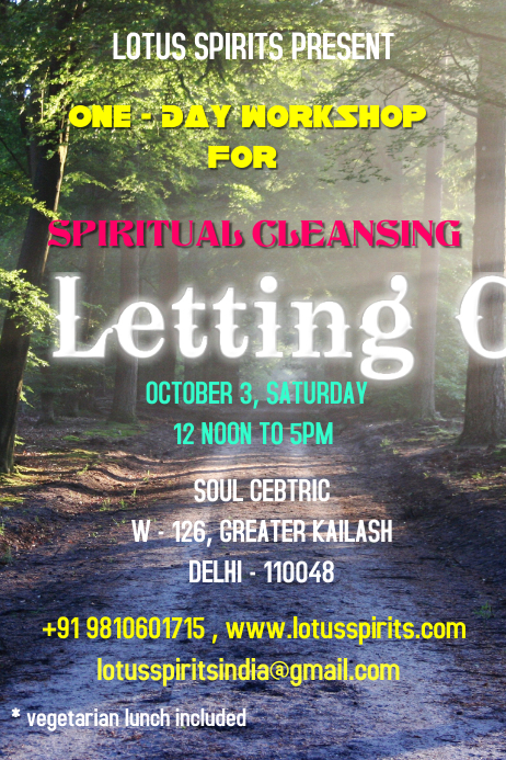spiritual workshop