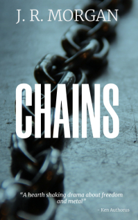 Chains Kindle book cover art template