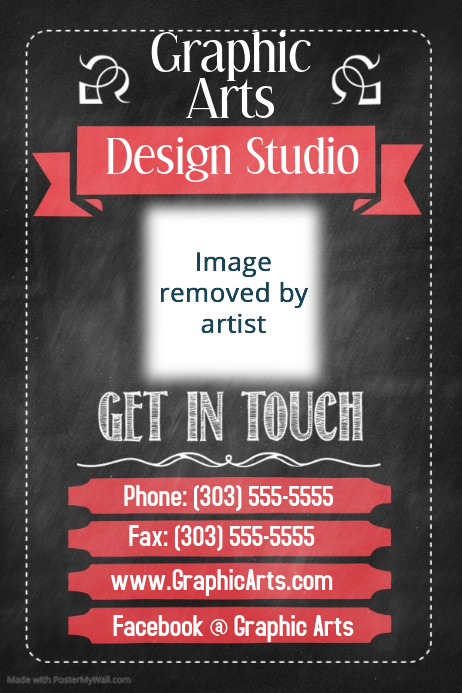 small business flyer template