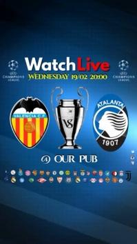 Champions League video