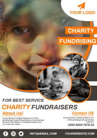 CHARITY A4 template