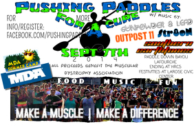 Charity Donate Fundraiser Event Flyer