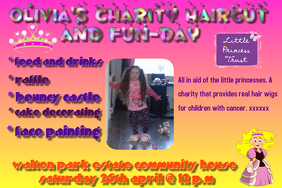 charity funday poster