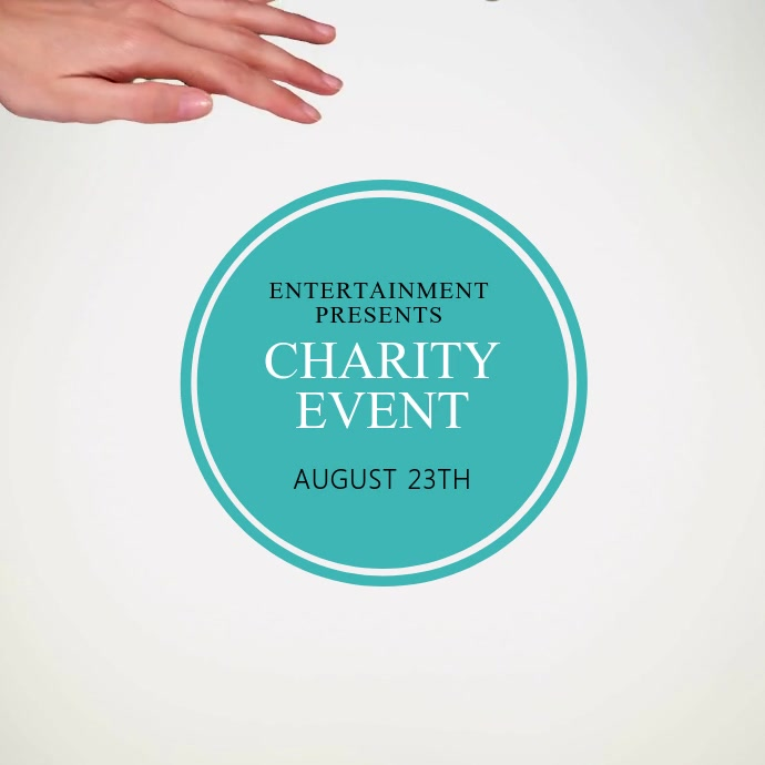 charity fundraiser event flyer template postermywall