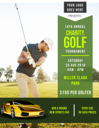 Charity Golf Event