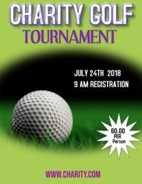 charity golf golf tournament golf video