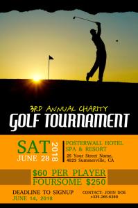 Customize 240+ Golf Templates | PosterMyWall
