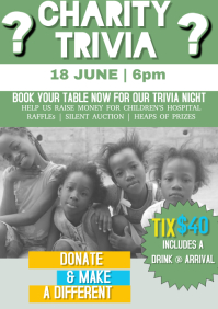 Charity Trivia