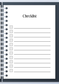 Checklist_notebook
