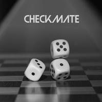 Checkmate album art Albumcover template