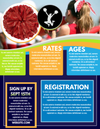 100 customizable design templates for cheerleading postermywall
