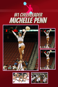 Cheerleading Poster Template