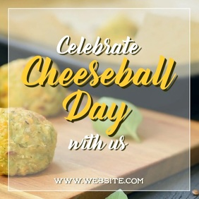 Cheeseball day