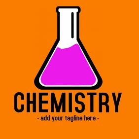 Chemistry app icon or logo