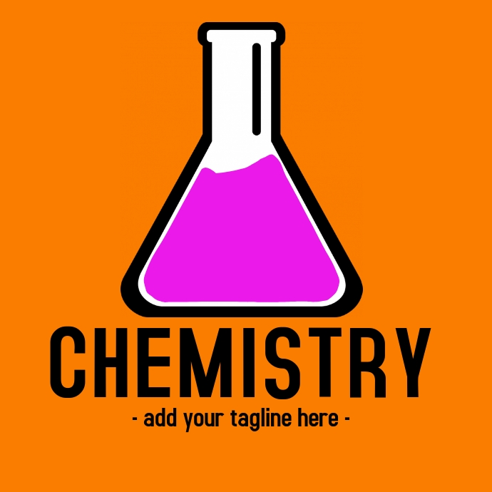 Chemistry app icon or logo