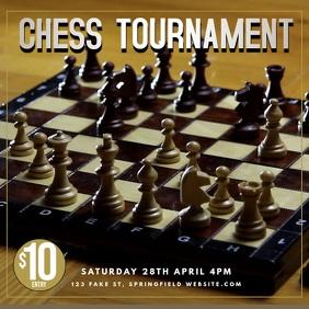 Chess Tournament Video