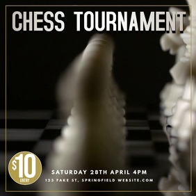 Chess Tournament Video