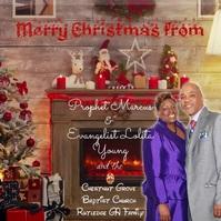 Chestnut Grove Christmas Publicación de Instagram template