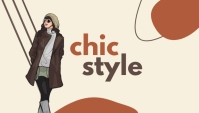 Chic Style Blog Templates