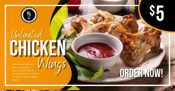 Chicken Wings Promo