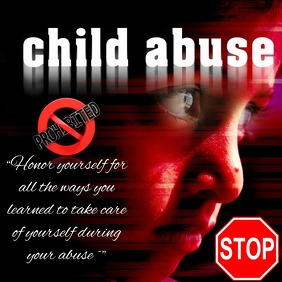 Slogans stop child abuse Child Abuse